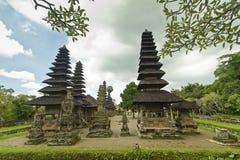 巴厘岛寺庙 免版税库存照片