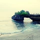 巴厘岛批次tanah 印度尼西亚 免版税图库摄影