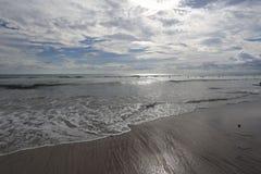 巴厘岛海滩印度尼西亚kuta 免版税库存照片