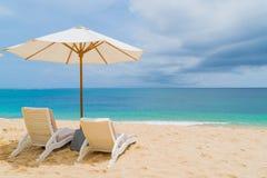 巴厘岛海滩 免版税库存照片