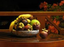 从巴厘岛的果子片: 免版税图库摄影