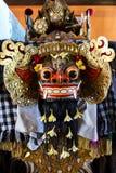 巴厘岛神圣的面具garuda 库存图片