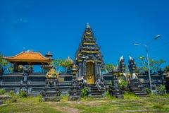 巴厘岛,印度尼西亚- 2017年3月11日:Pura Ulun Danu Bratan在巴厘岛,印度尼西亚 免版税库存照片