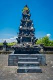 巴厘岛,印度尼西亚- 2017年3月11日:Pura Ulun Danu Bratan在巴厘岛,印度尼西亚 库存图片
