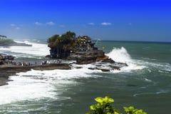 巴厘岛, Tanah全部。 库存照片