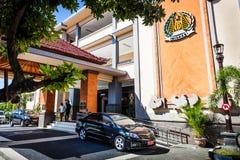 巴厘岛移民局 免版税图库摄影