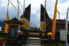巴厘岛danu寺庙ulun 库存图片