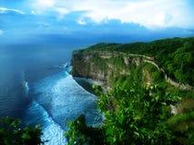 巴厘岛uluwatu 库存照片