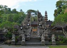 巴厘语印度寺庙 库存图片