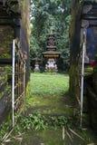 巴厘语寺庙 免版税库存图片