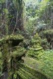 巴厘语寺庙 免版税图库摄影