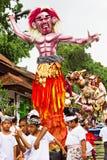 巴厘语新年度 免版税图库摄影