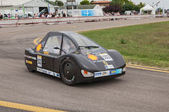 原型高效燃料的车 库存图片