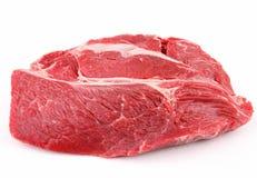 原始牛肉的肉 免版税库存照片