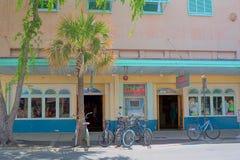 原始的吉米巴菲特的Margaritaville咖啡馆 免版税图库摄影