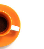 原始的咖啡杯 库存图片