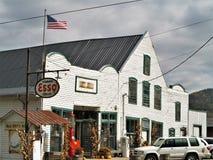 原始的帆柱百货商店 库存图片