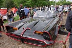 原始的Batmobile 免版税库存图片