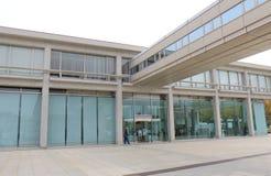 原子弹爆炸圆顶屋博物馆广岛日本 免版税图库摄影