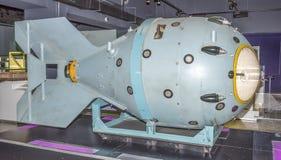 原子弹第一莫斯科博物馆工艺学校苏维埃 库存图片