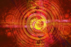 原子核的扰动和基本 皇族释放例证