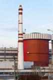 原子能发电站 免版税库存图片