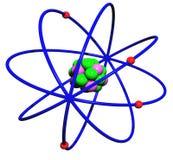 原子 免版税图库摄影