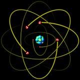 原子 图库摄影