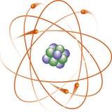 原子x 库存照片