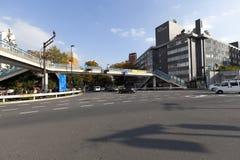 原宿地区,日本 免版税库存图片