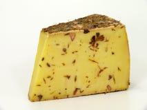 原料乳乳酪 免版税库存图片