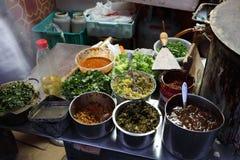 厨师上海界面 库存照片
