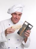 厨师干酪。 免版税库存图片
