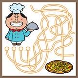 厨师比赛 免版税库存图片
