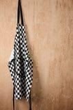 厨师的围裙 免版税图库摄影