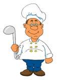 厨师 免版税库存图片