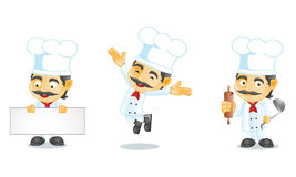 厨师1 免版税库存图片