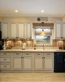 厨房住所改善项目 库存照片