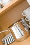 厨房商品 免版税库存图片