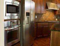 厨房器具 库存照片