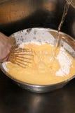 厨房大使用的器物 免版税库存照片
