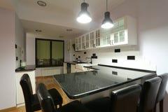 厨房家具 库存图片