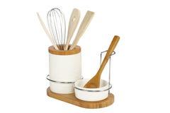 厨房工具 免版税库存图片