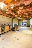 厨房整修 图库摄影