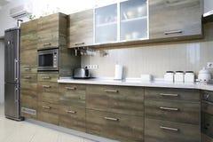 厨房木头 库存图片