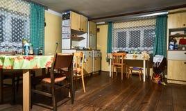 厨房老牌 库存图片