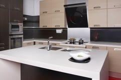 厨房 免版税库存图片