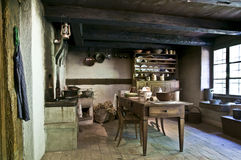 厨房 免版税库存照片