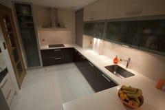 厨房v 免版税库存图片
