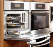 厨灶 免版税图库摄影